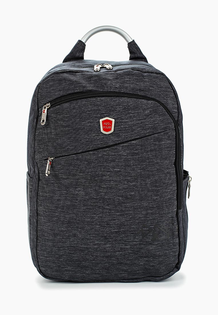 Городской рюкзак Polar П5112-05 черный