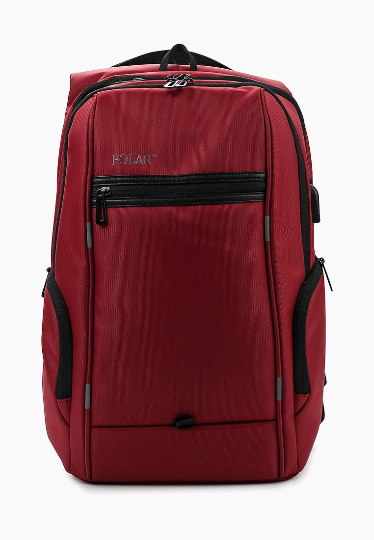 Городской рюкзак Polar К3140 Red