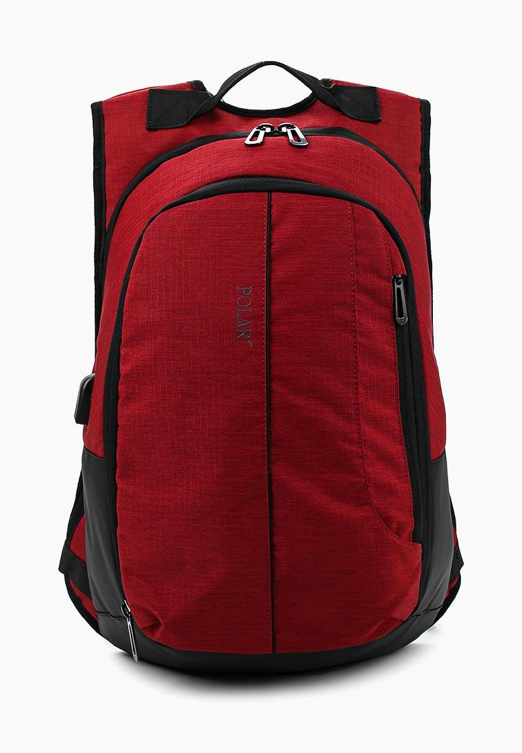 Городской рюкзак Polar К9072 Red