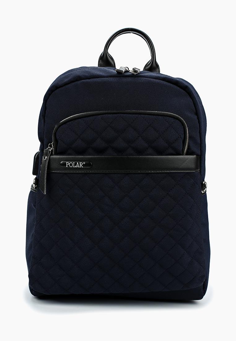 Городской рюкзак Polar К9276 D.Blue