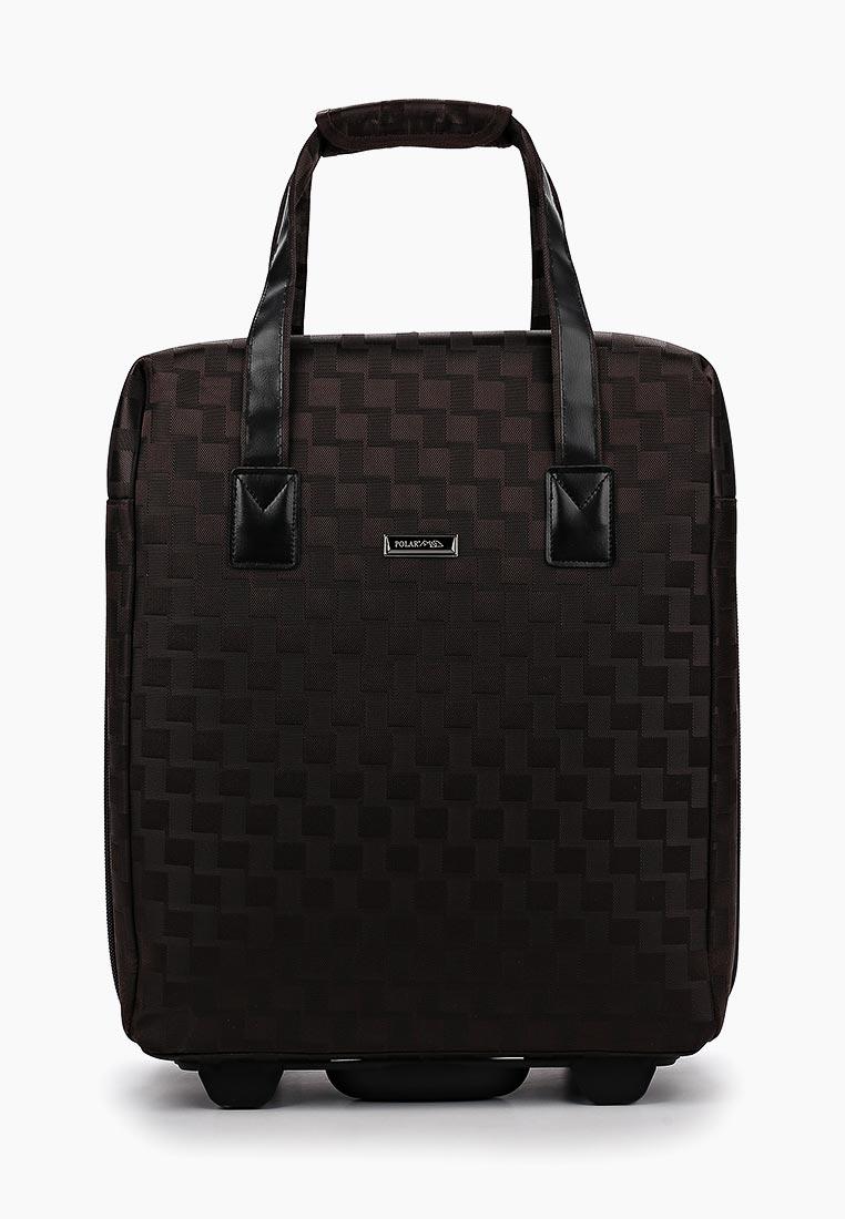 Дорожная сумка Polar П7090 коричневый