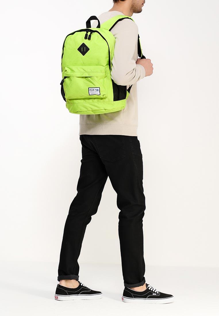 Городской рюкзак Polar 15008 Green