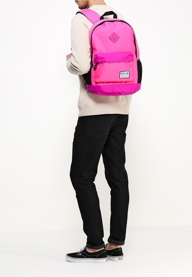 Городской рюкзак Polar 15008 Pink-Rose