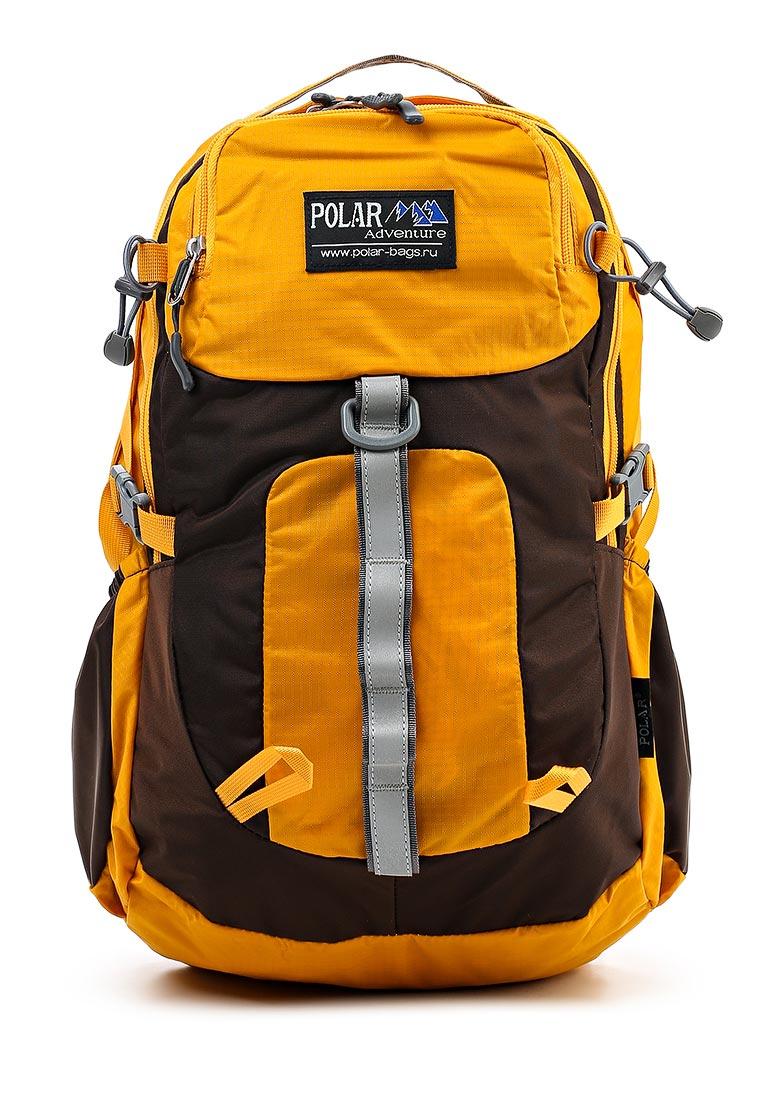Городской рюкзак Polar П2170-03 желтый