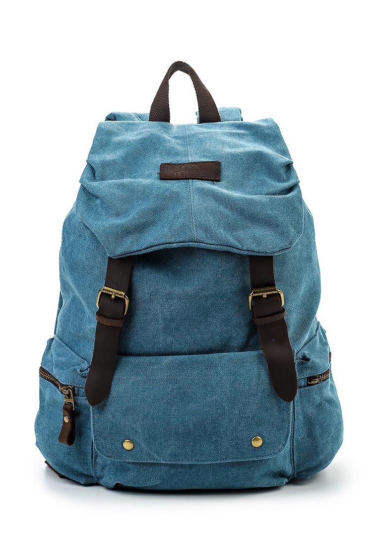 Городской рюкзак Polar П1160-04 синий