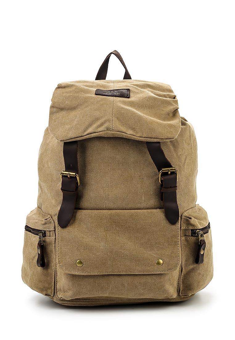 Городской рюкзак Polar П1160-13 бежевый