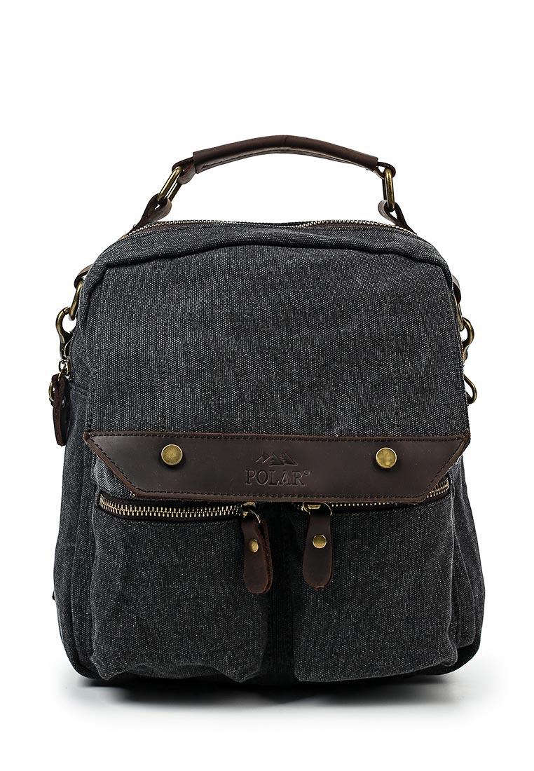 Городской рюкзак Polar П1449-05 черный