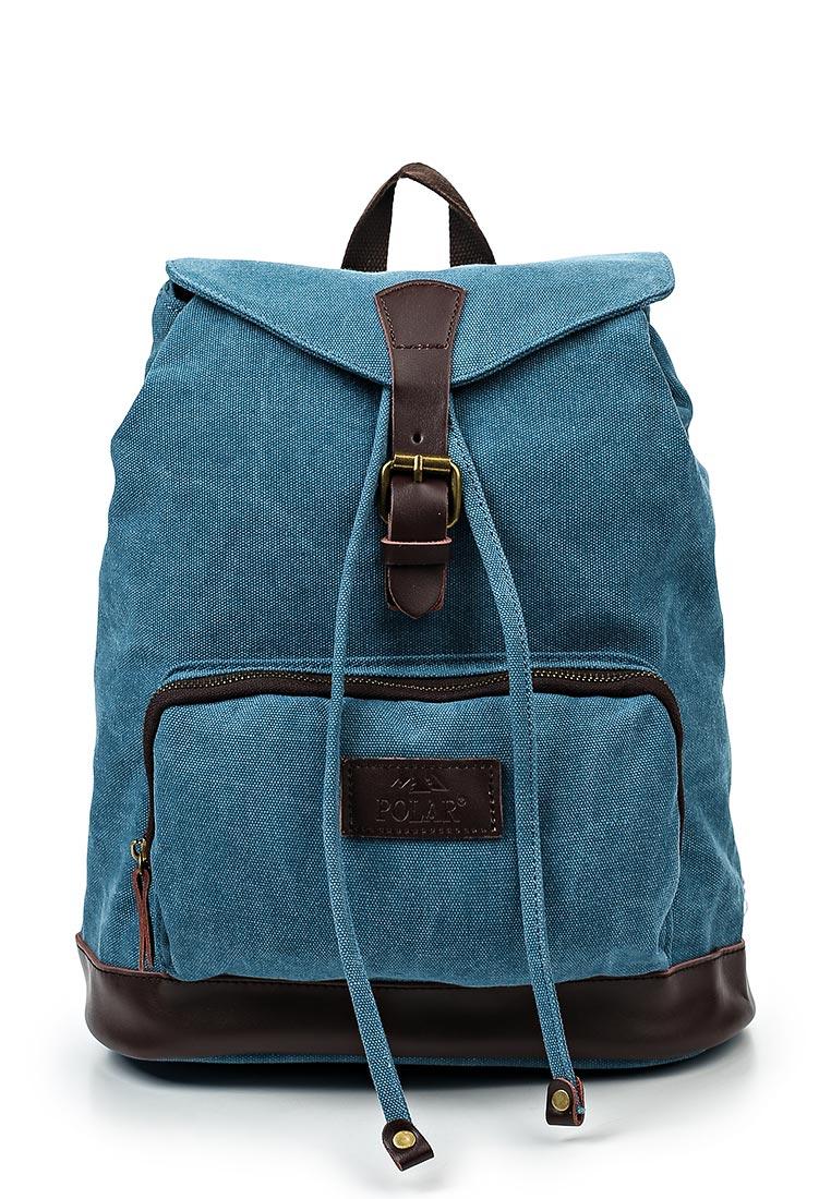 Городской рюкзак Polar П1486-04 синий