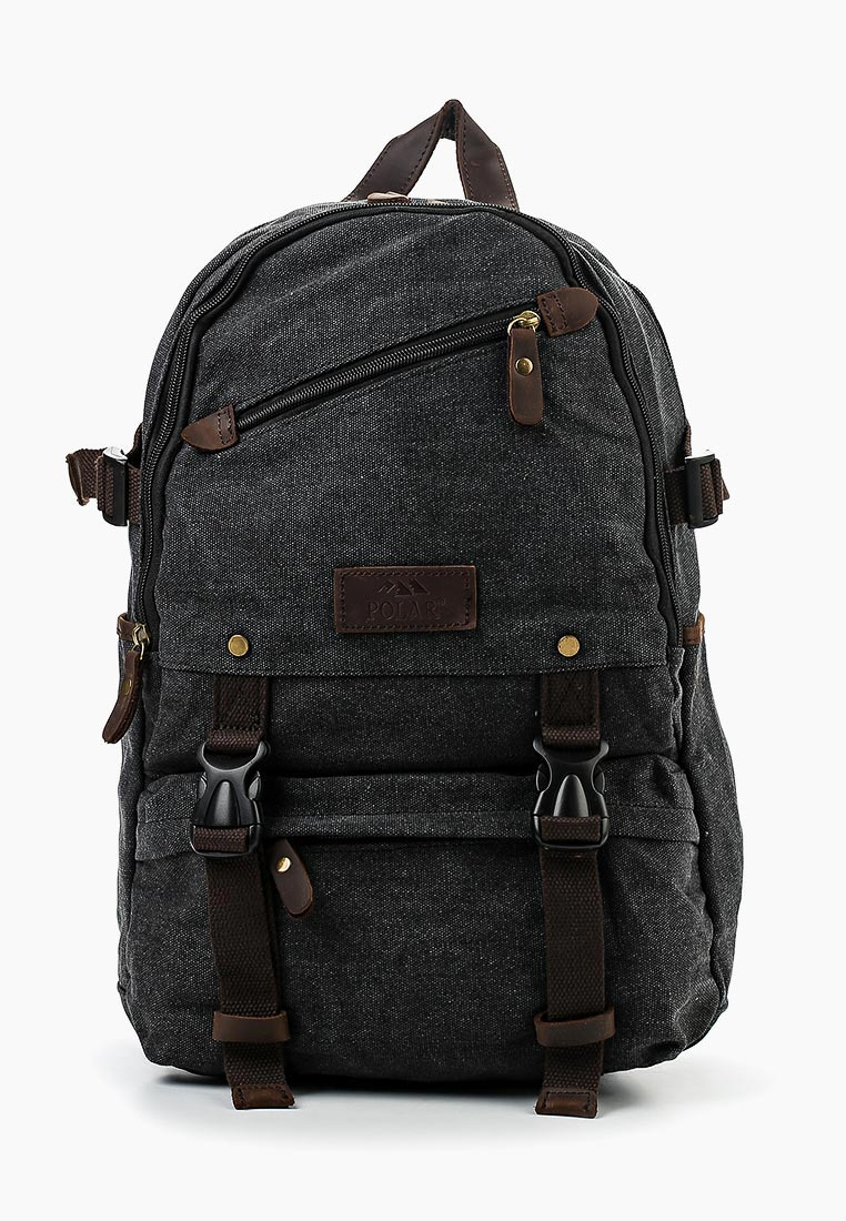 Городской рюкзак Polar П1640-05 черный