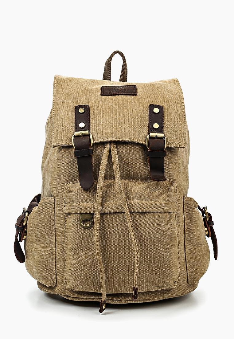 Городской рюкзак Polar П3062-13 бежевый