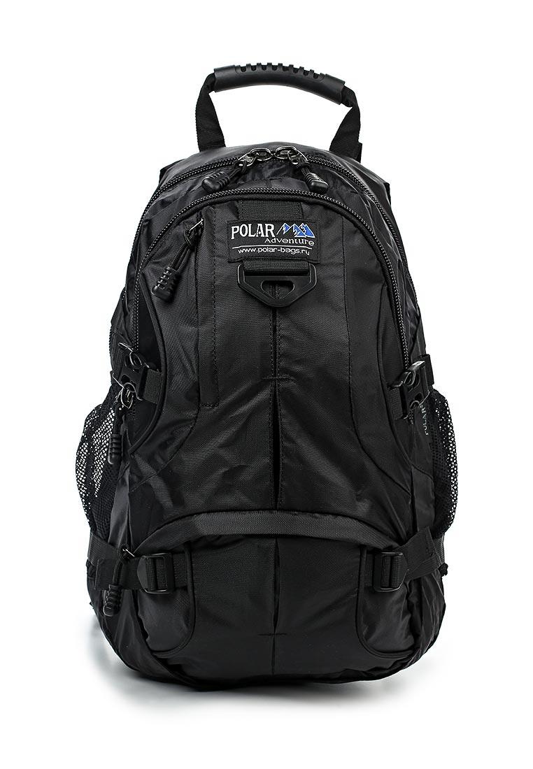 Городской рюкзак Polar 1881-05 черный