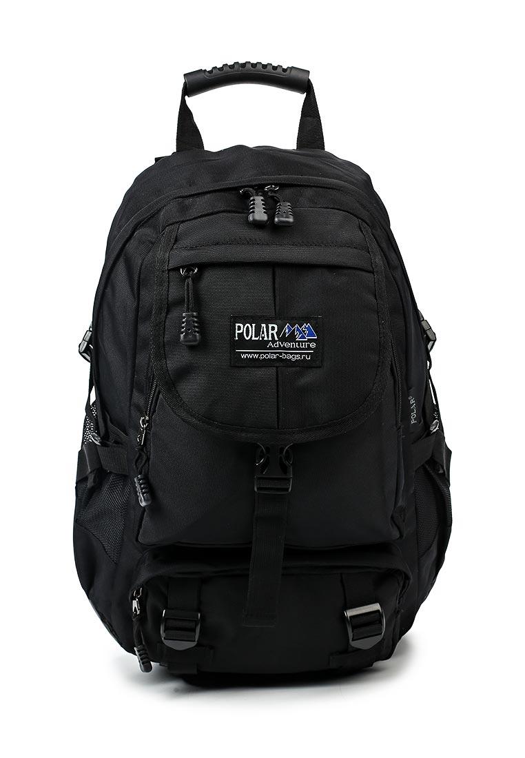Городской рюкзак Polar 2810-05 черный