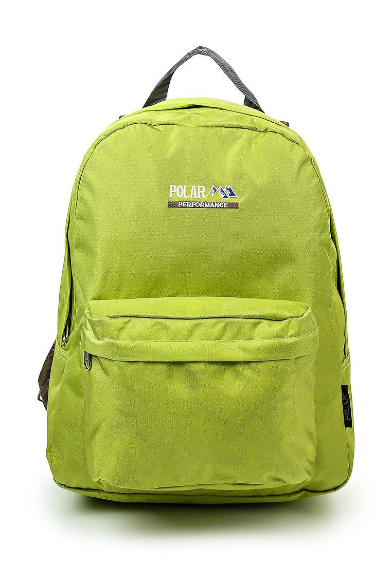 Городской рюкзак Polar П1611-03 желтый