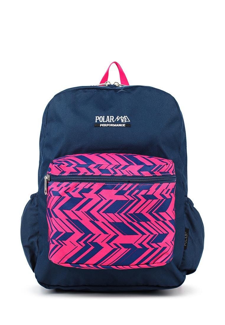 Городской рюкзак Polar П2199 D.Blue