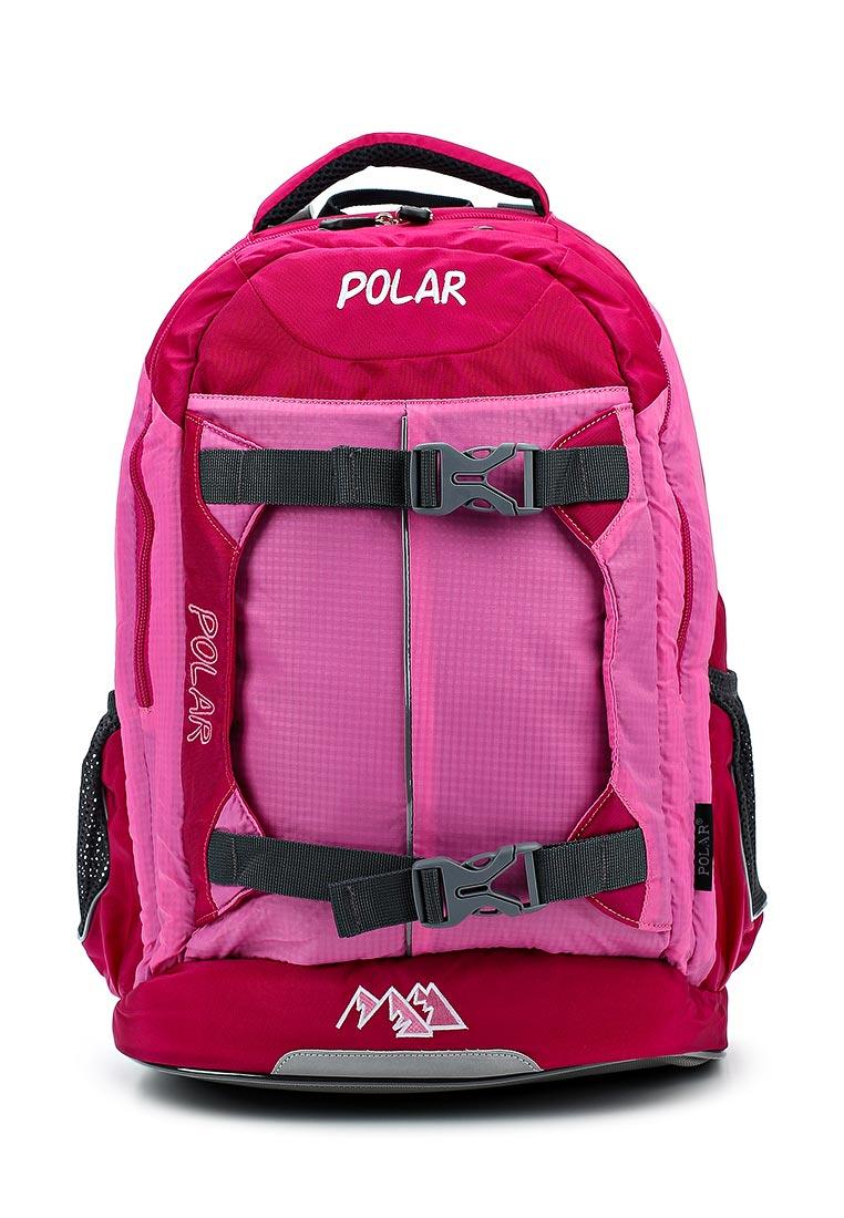 Городской рюкзак Polar П222-17 розовый