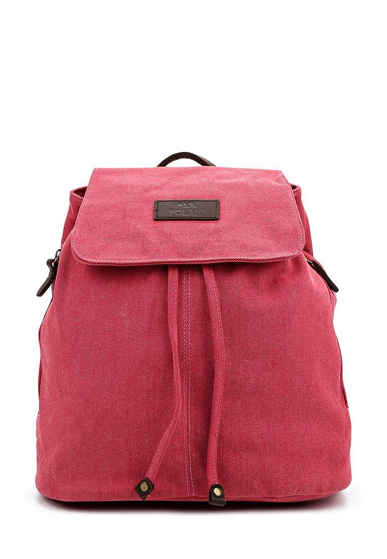 Городской рюкзак Polar П7005-01 красный