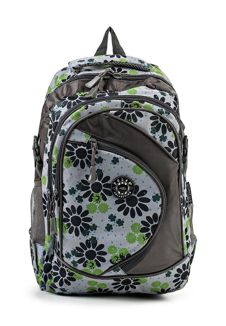 Городской рюкзак Polar 80072 Grey