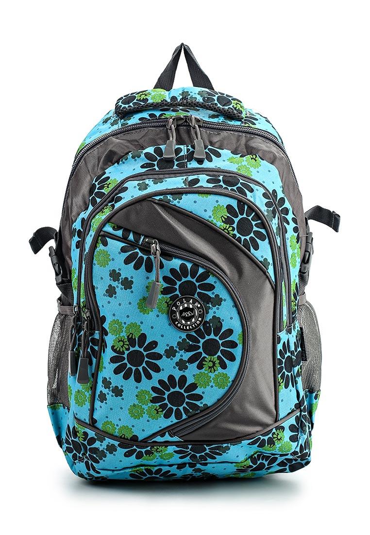 Городской рюкзак Polar 80072 Blue