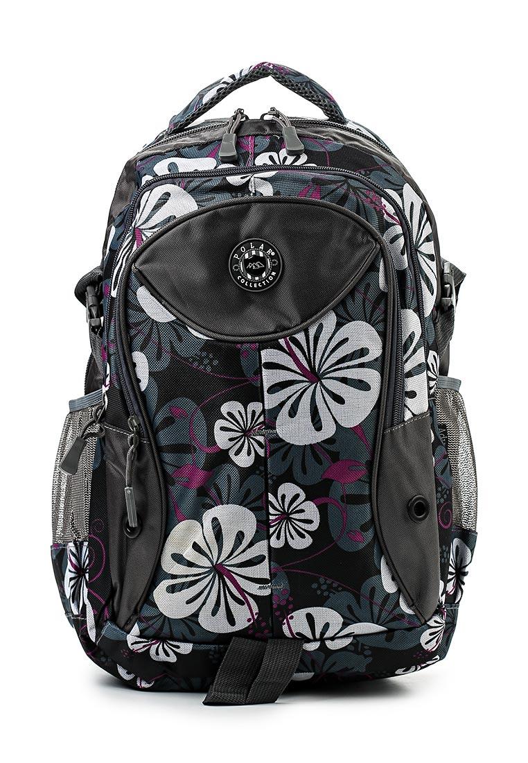 Городской рюкзак Polar 80066 Black