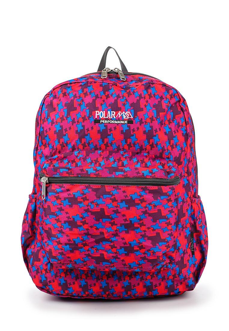 Городской рюкзак Polar П2320(2133) D.Pink