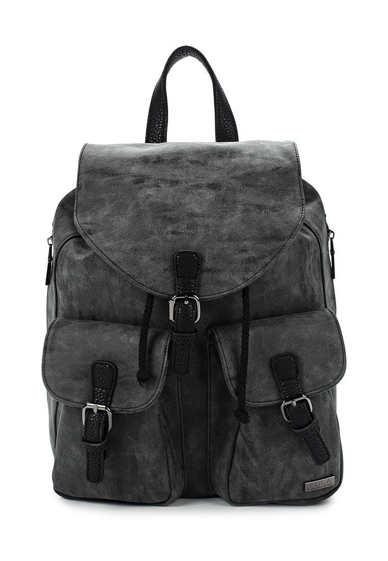 Городской рюкзак Pola 68501 Black