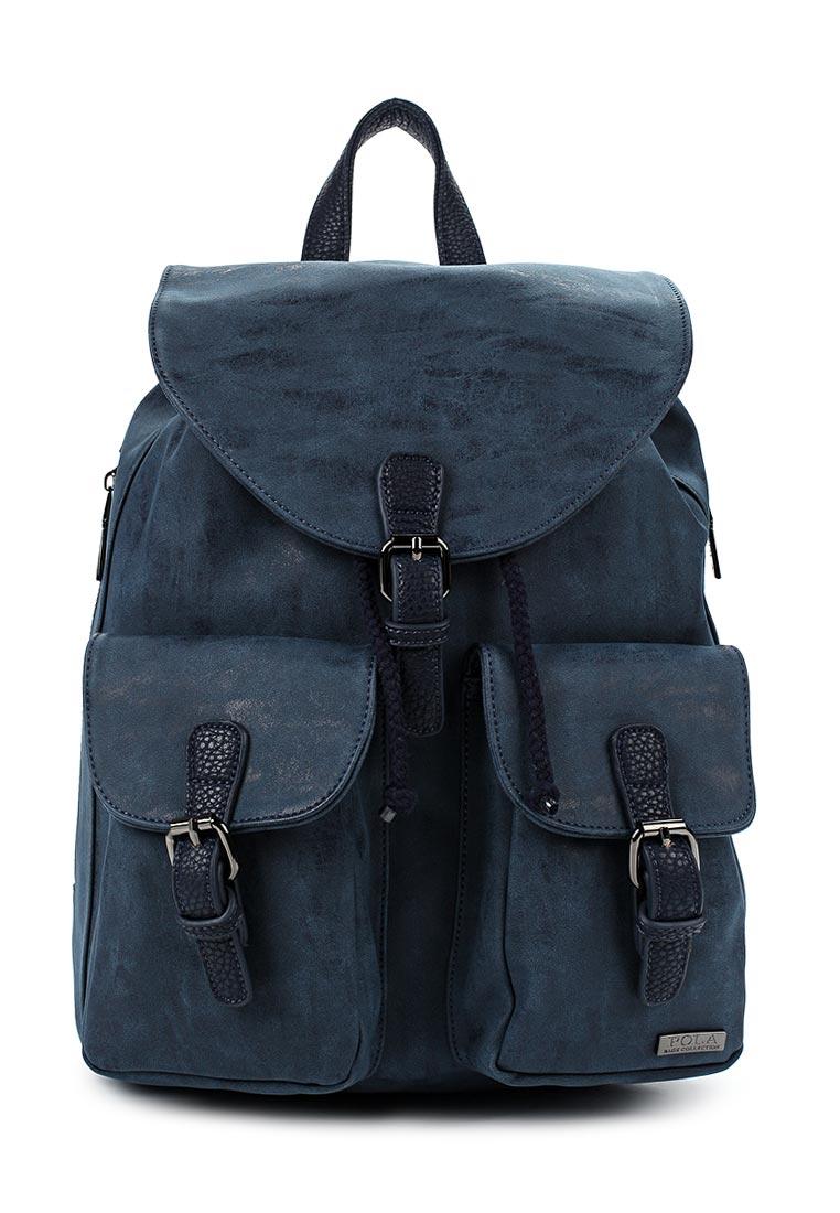 Городской рюкзак Pola 68501 Navy