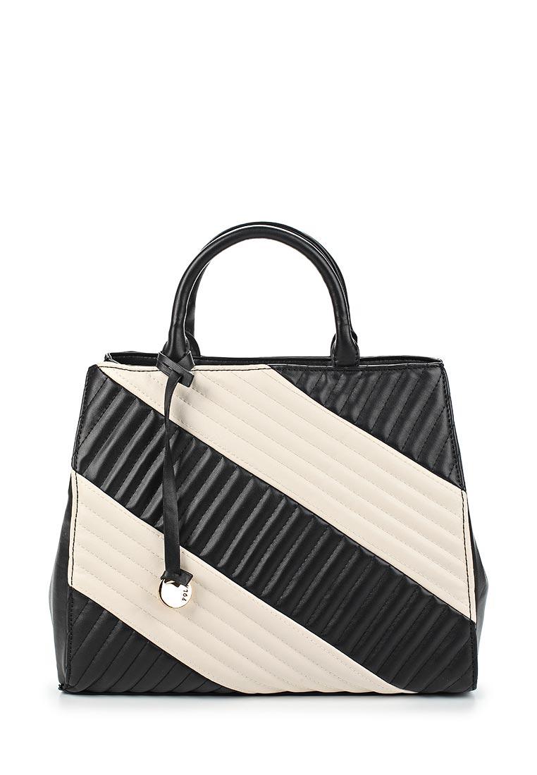 Сумка Pola 74516 Black/White