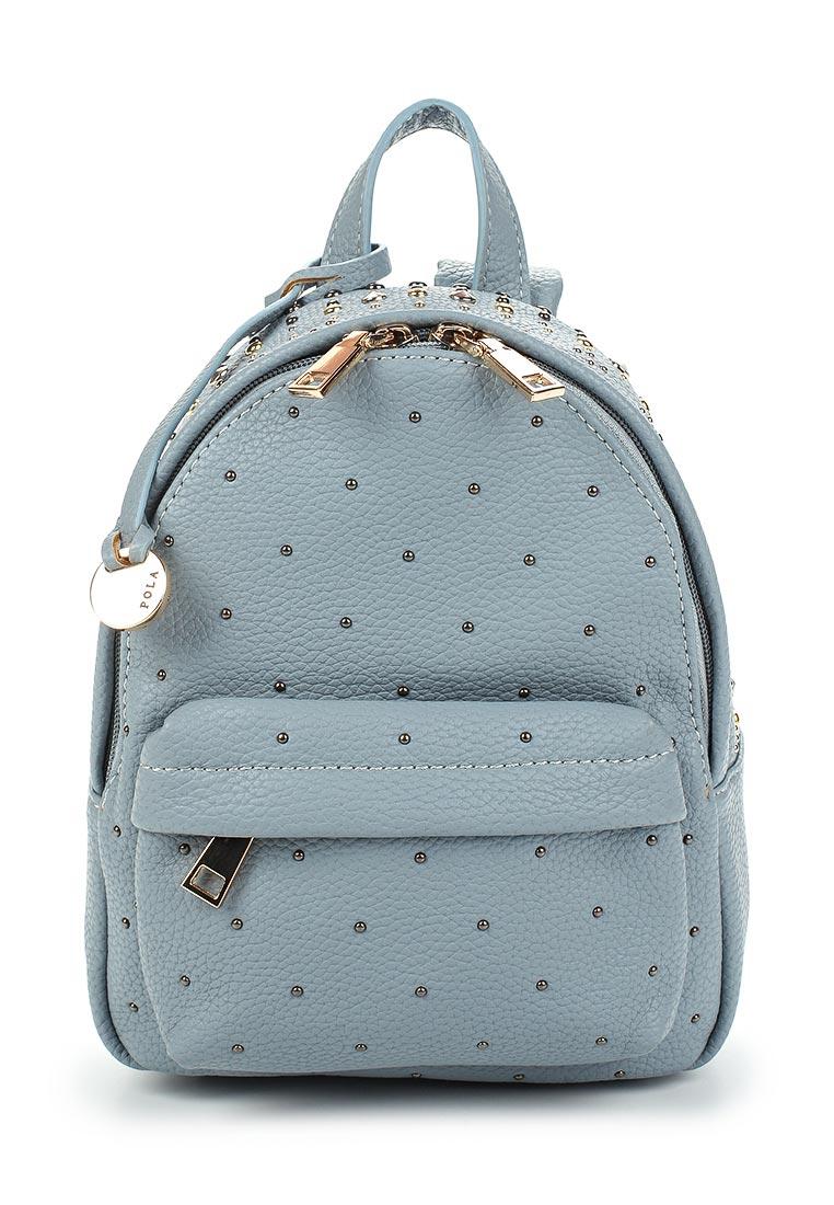Городской рюкзак Pola 74521 Lt.Blue