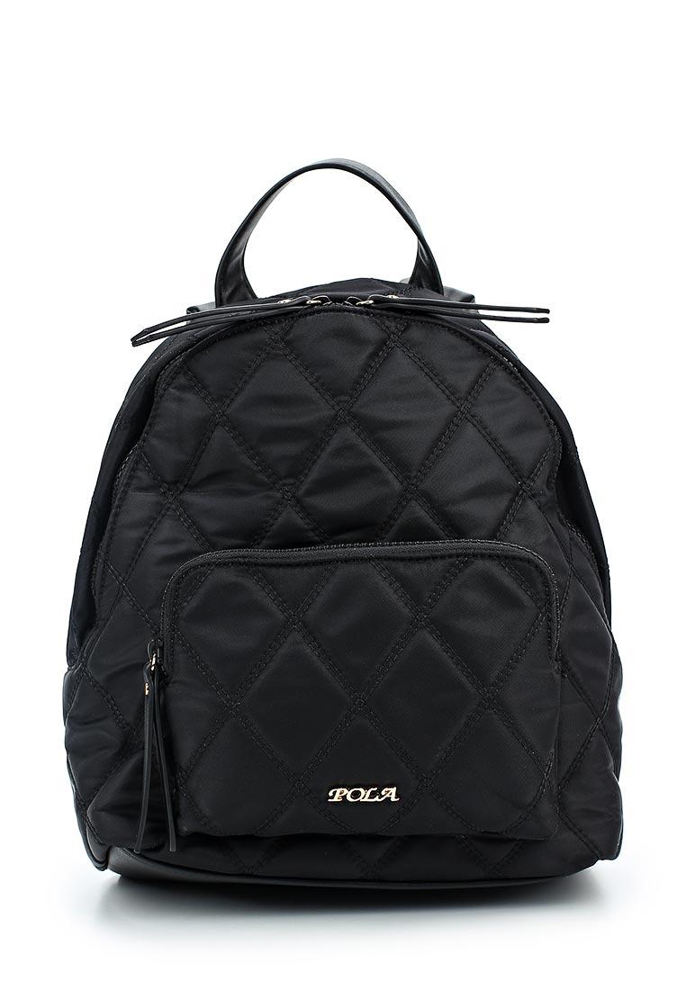 Городской рюкзак Pola 74526 Black