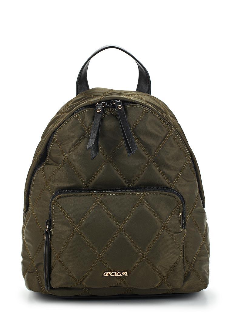 Городской рюкзак Pola 74526 Green