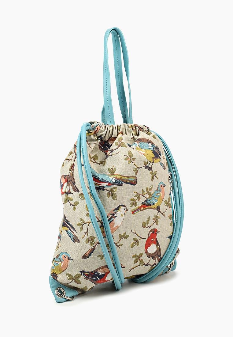 Городской рюкзак Pola 4350 Blue: изображение 2
