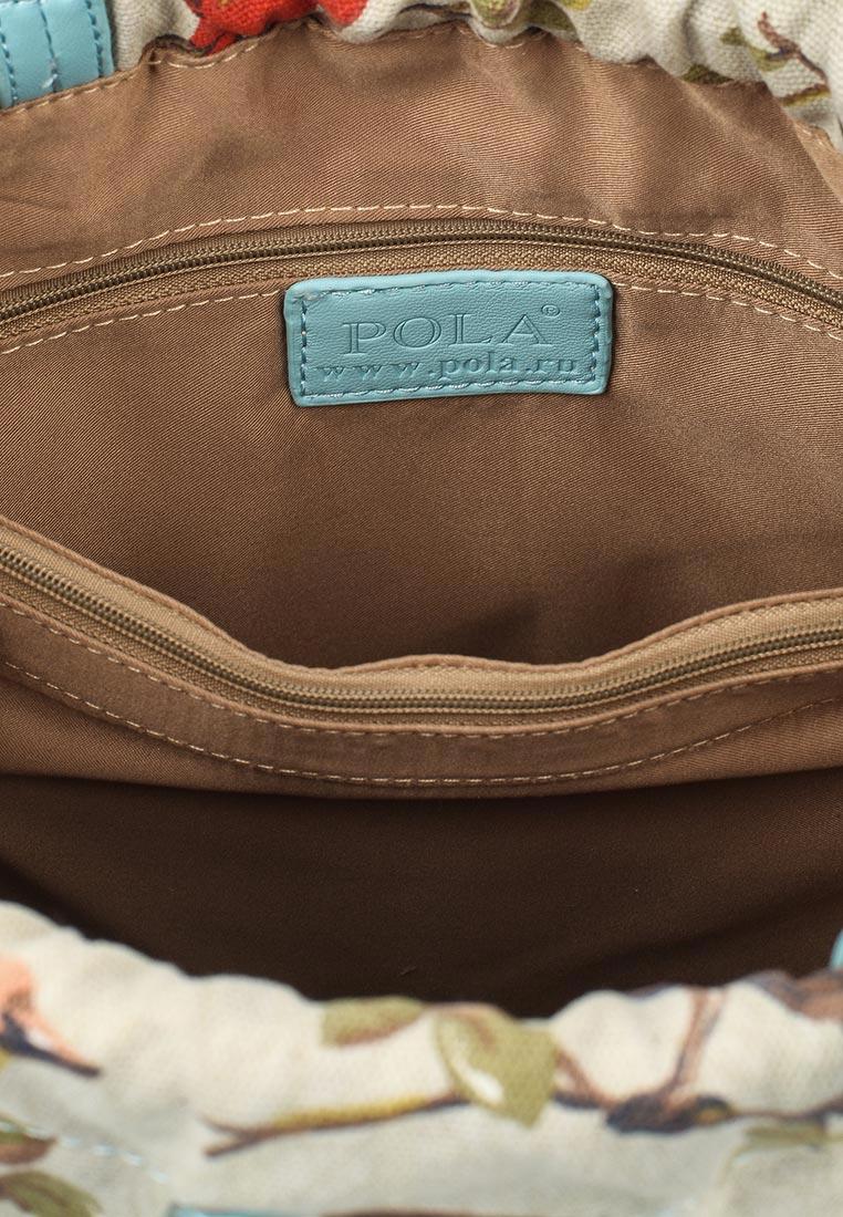 Городской рюкзак Pola 4350 Blue: изображение 3