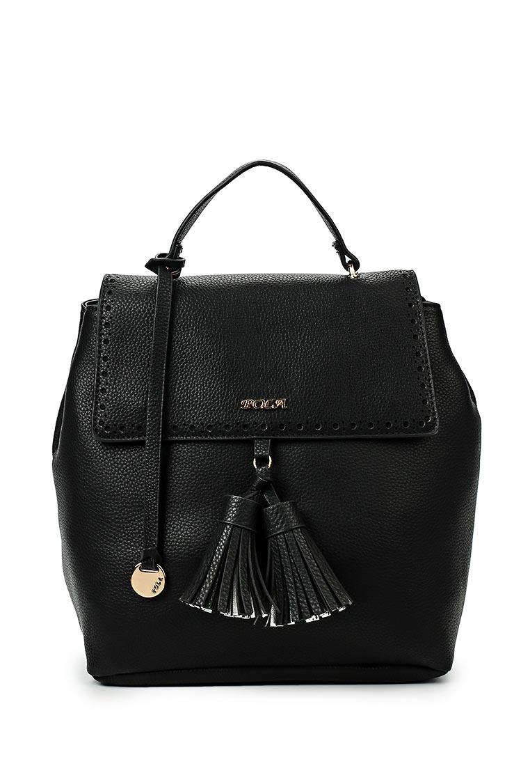 Городской рюкзак Pola 64431 Black
