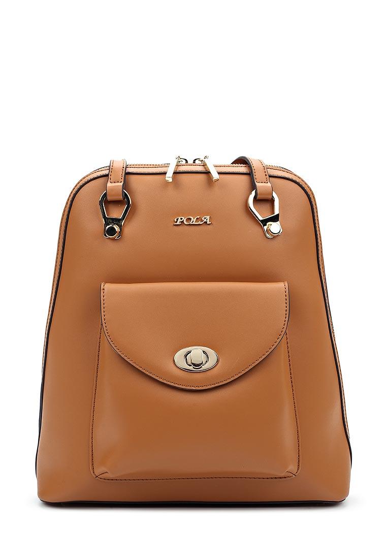Городской рюкзак Pola 69050 Brown