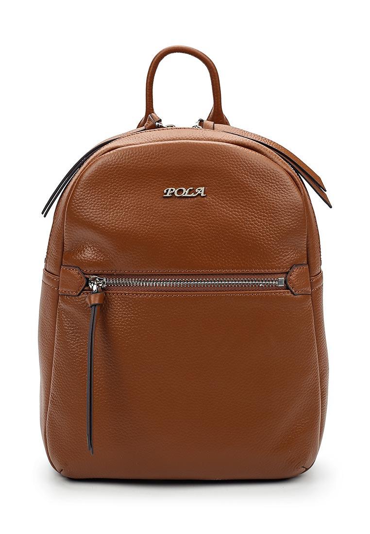 Городской рюкзак Pola 69051 Brown