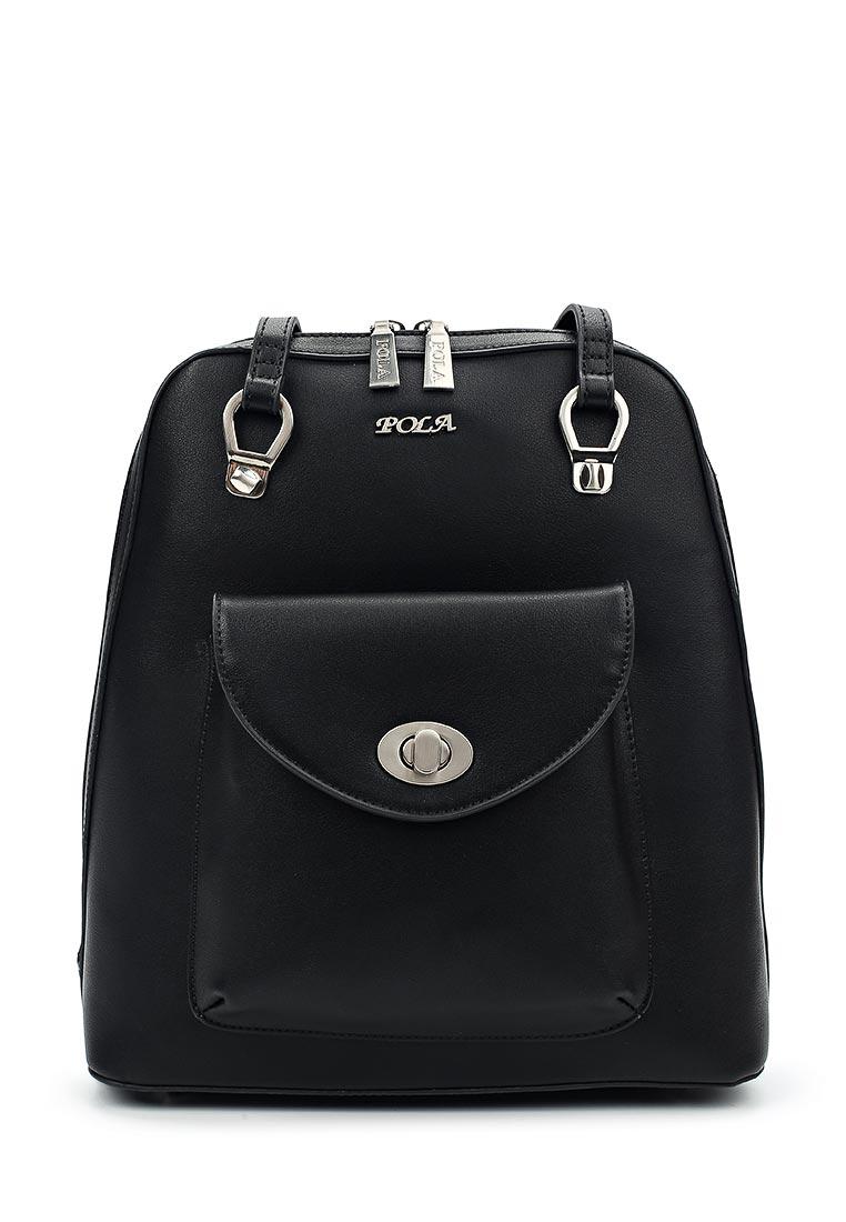 Городской рюкзак Pola 68307 Black
