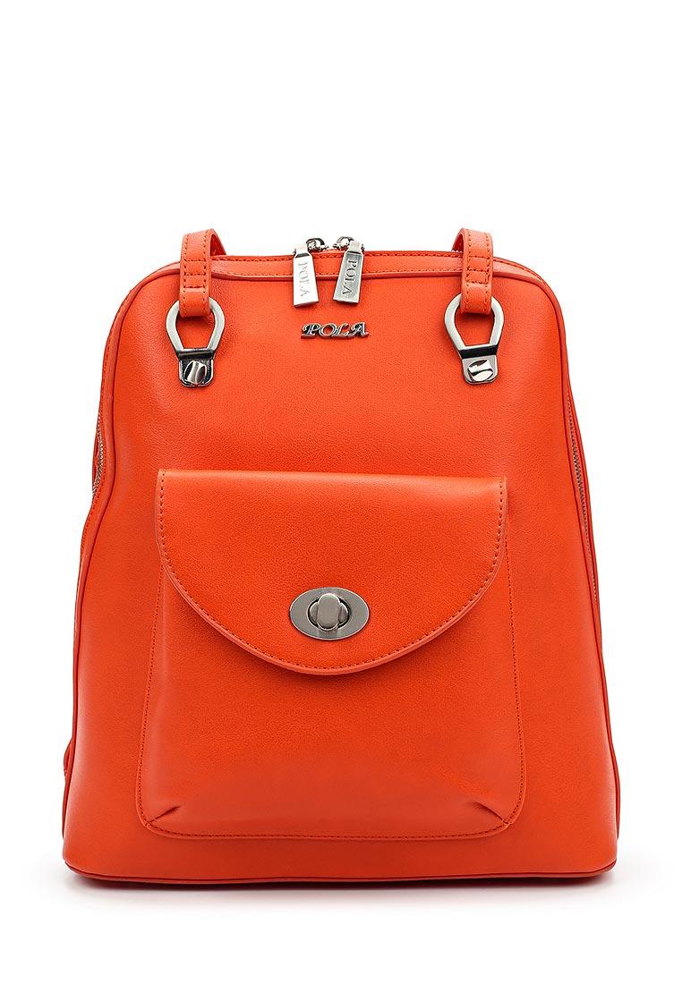 Городской рюкзак Pola 68307 Orange