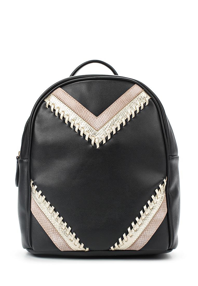 Городской рюкзак Pola 78324 Black