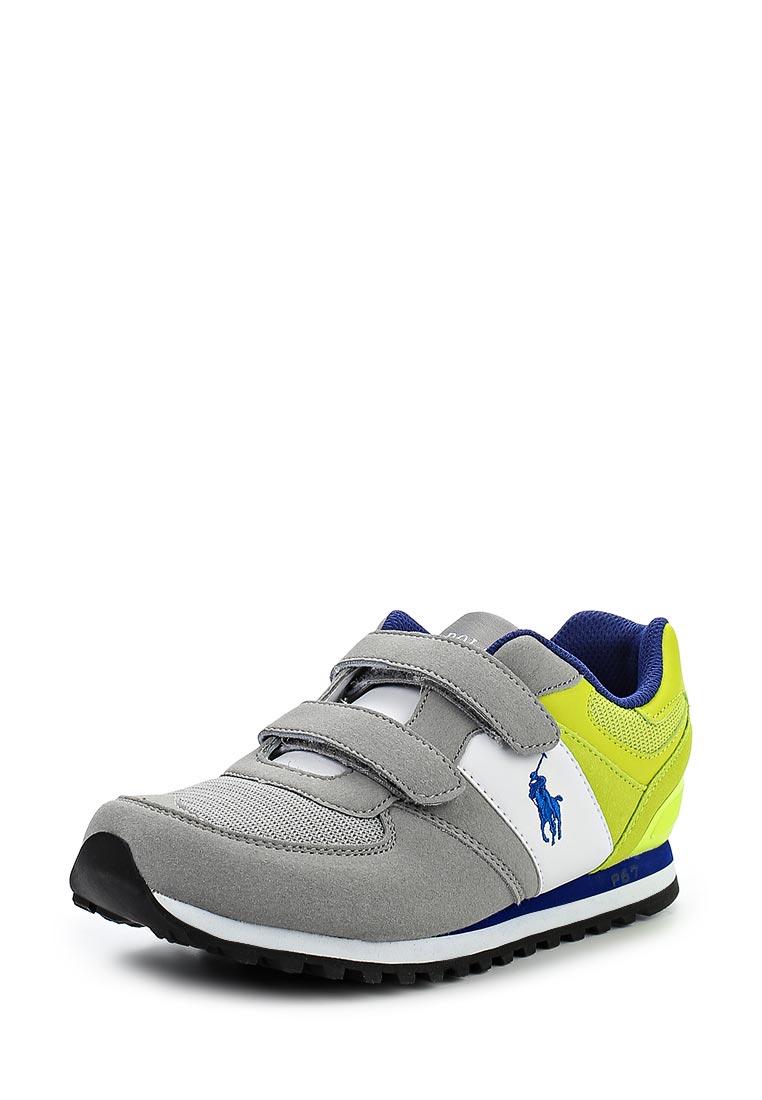 Кроссовки для мальчиков Polo Ralph Lauren SLATON EZ