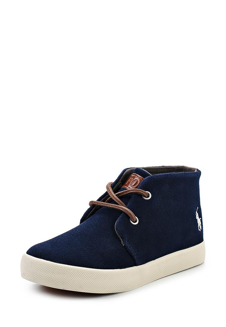 Ботинки для мальчиков Polo Ralph Lauren Lathan Mid