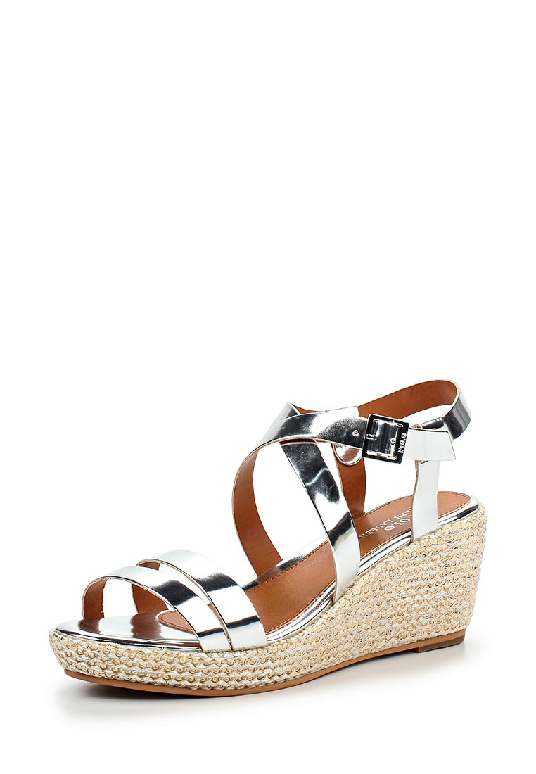 Босоножки Polo Ralph Lauren SABRINA WEDGE