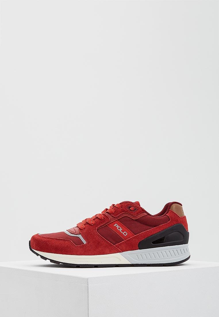 Мужские кроссовки Polo Ralph Lauren (Поло Ральф Лорен) RL809669838004