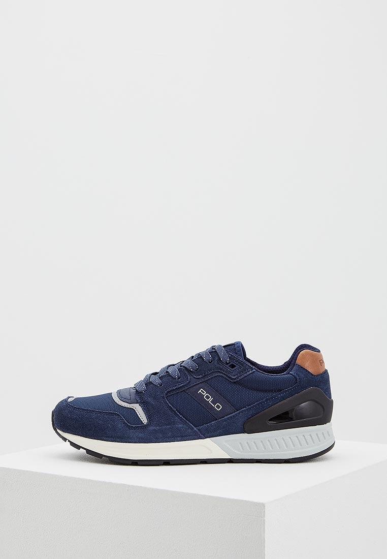 Мужские кроссовки Polo Ralph Lauren (Поло Ральф Лорен) RL809669838005