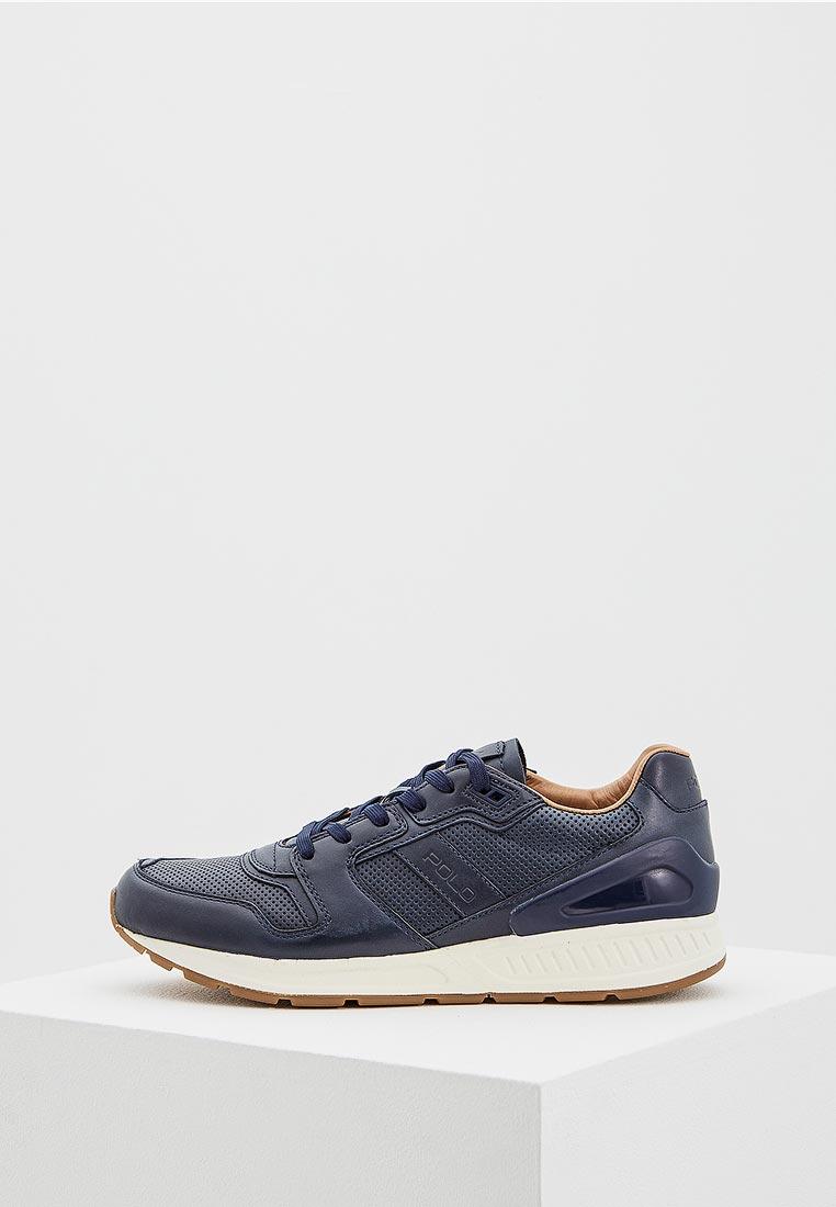 Мужские кроссовки Polo Ralph Lauren (Поло Ральф Лорен) RL809674774006