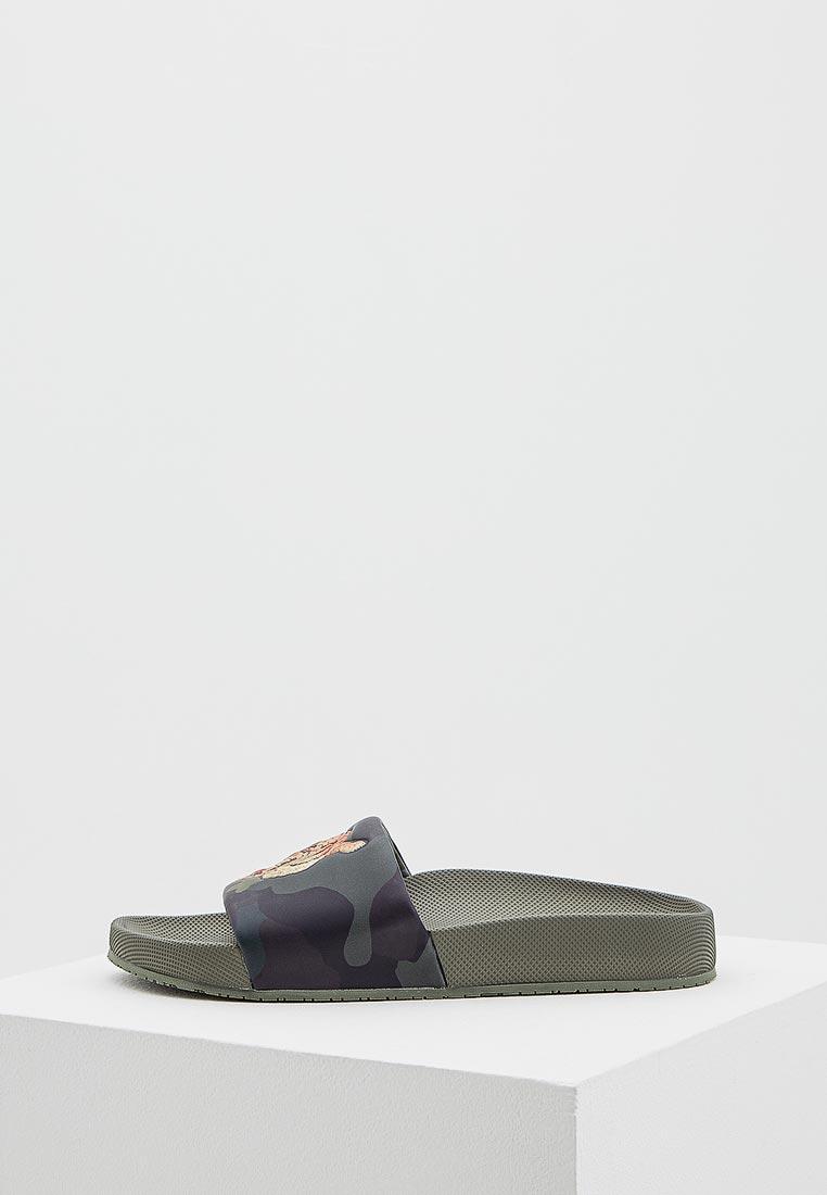 Мужские сандалии Polo Ralph Lauren (Поло Ральф Лорен) RL816699472001