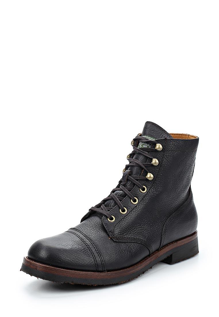 Мужские ботинки Polo Ralph Lauren (Поло Ральф Лорен) RL812676267001