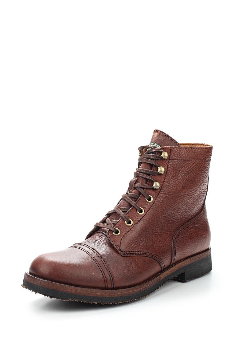 Мужские ботинки Polo Ralph Lauren (Поло Ральф Лорен) RL812676267002