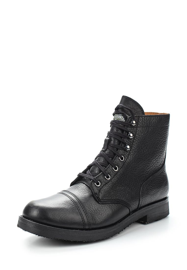 Мужские ботинки Polo Ralph Lauren (Поло Ральф Лорен) RL812676267003