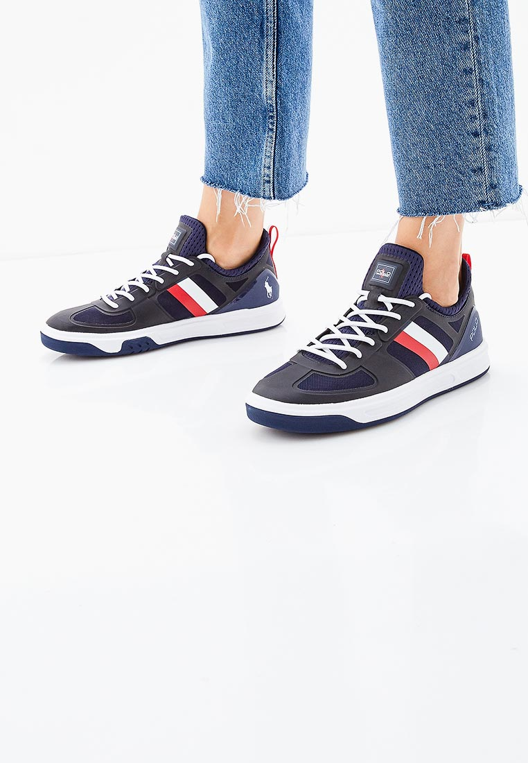 Женские кроссовки Polo Ralph Lauren (Поло Ральф Лорен) 804689717002: изображение 5