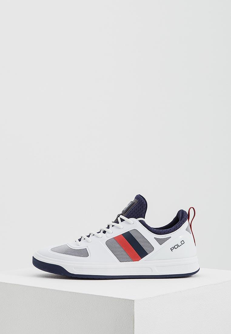 Женские кроссовки Polo Ralph Lauren (Поло Ральф Лорен) 804689717003